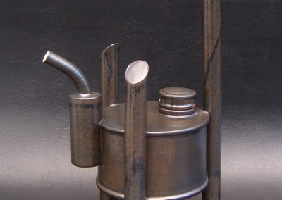 Cylinder Teapot I