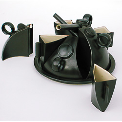 Interlocking Tea Set (apart)