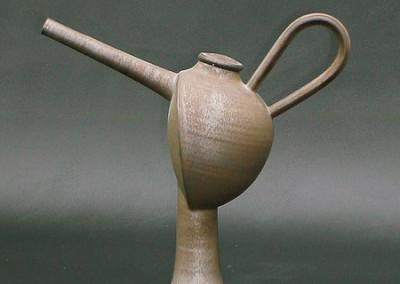 Pedestal Teapot I