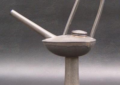 Pedestal Teapot II