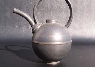 Round Teapot