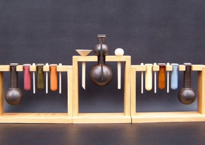 Chemystery of Clay (Coffee Set)
